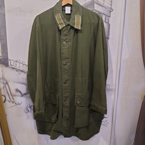 swedish military M-59 field coat