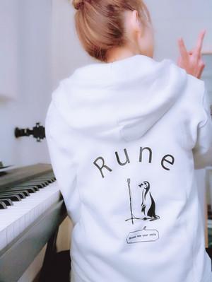 Runeオリジナルパーカー