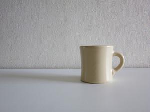 Vintage VICTORマグカップ ivory