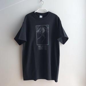MUGAMICHILL ORIGINAL Bird T-Shirts BLACK