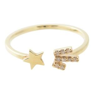 wishing star ring(RM-0002)