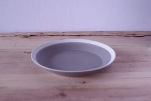 dishes 180plate(moss gray/matte)木村硝子店×イイホシユミコ