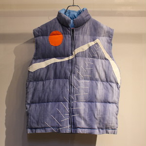 70s FROSTLINE KIT DOWN VEST / UT092
