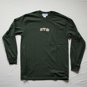 "【TUMBLEWEED】五町街 ""竜宮城""  Long-sleeved T-shirt"