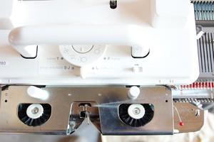 【家庭用編み機】4.5mmピッチ  パンチカードあみ機SK280