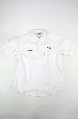 "INTERFACE  "" CHECKER ""  S/S  OXFORD  B.D  SHIRTS"