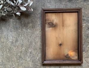 木フレーム
