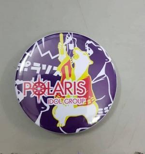 日本未発売!! POLARIS★ポラリス 缶バッチ Ver1.0