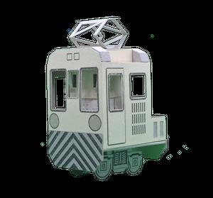 【セット】ぷちトレイン_電気機関車 & ぷちハコッチ