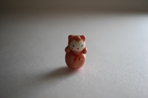 木村幸代 (KIMURA&Co.) |おきあがりこぼし 桃