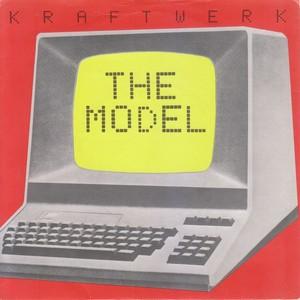 【7inch】Kraftwerk - The Model (1981) 45rpm