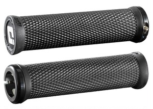 ODI オーディーアイ ELITE MOTION LOCK-ON GRIPS カラー BLACK