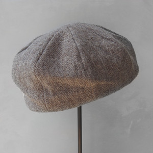 Nine Tailor Thames beret Brown