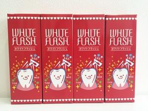 ホワイトフラッシュ4個セット