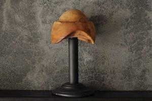 台付き帽子型