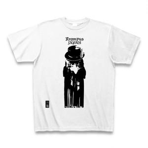 クランプスTシャツ【BASE-6】ホワイト