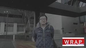 「強矢暢一さんに会ってきた」WRAP特別編DVD-R