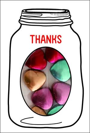 GREETING  SWEETS  ハートチョコレート 選べるメッセージ