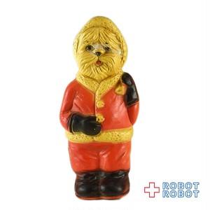 HARTZ MOUNTAIN 犬のサンタクロース ラバードール ソフビ人形