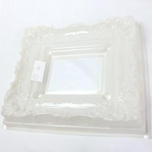 プラスチック製ピクチャーフレーム・半透明ミルク15