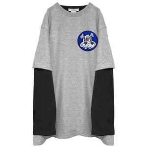 2DOG Docking LongT-shirt GRAY