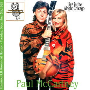 PAUL McCARTNEY / Live in the Alright Chicago
