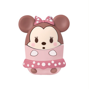 InfoThink AirPods 保護ケース ディズニー Disney ミニーマウス Minnie Mouse  iAC-100-Minnie