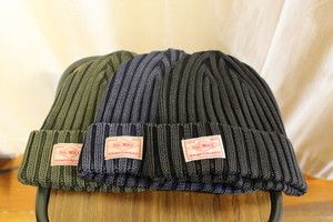 BIG MIKE / COTTON KNIT CAP