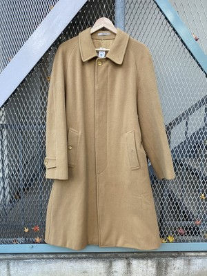 "70's Burberry's Wool Coat ""made in Spain"""