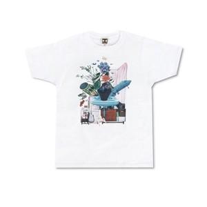 """石川竜一 """"home work"""" Tシャツ"""