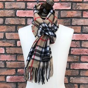 James Pringle Weavers Wool Scarf Made In England