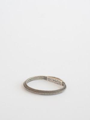 Triangular Chain Bracelet / Gerochristo