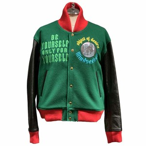 MINDSEEKER Stadium Jacket Green