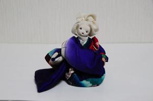 オリジナル手作りあこ人形