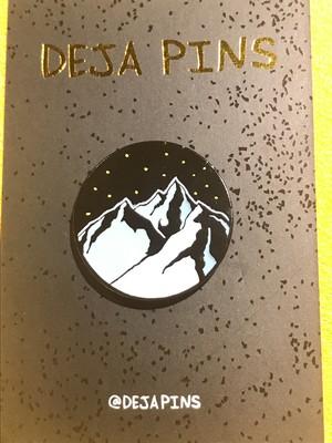 "DEJA PINS""Midnight Sky Pin"""
