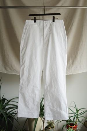 TUKI - field trousers (white)