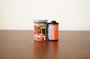 【 35mm カラーネガ 】dubble film( ダブルフィルム )SOLAR  36枚撮り