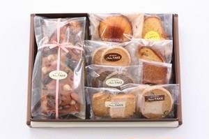 ミックスパウンド&焼き菓子8袋ギフト