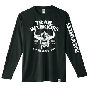 Dry Long Sleeve T-Shirt / TW / Black