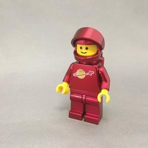 LEGO レゴ スペースマン・レッドメタ(ハンドメイド)