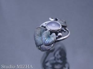 草あそび(金工の指飾りmr183-01)
