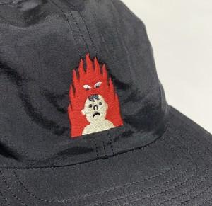 BE CAREFUL BOY CAP FIRE