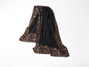 Junky Leopard-Stole (JMS1910-010)