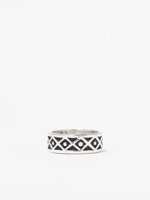 Lattice Band Ring / Mexico