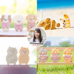 【送料無料】プレゼントクッキーkurimaroのおまかせ30枚オールインワンセット(OTONAMIEオリジナルクッキー入)
