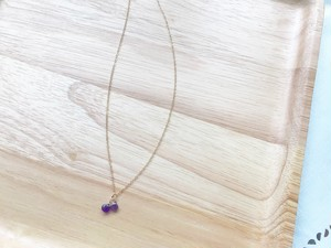 14kg amethyst necklace