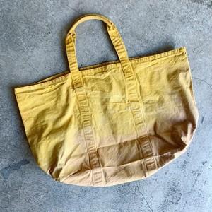 Lookout & wonderland medicinally dyed bag - turmeric yellow