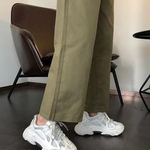 〈リクエストアイテム〉ゆったりチノパンツ【loose tino pants】