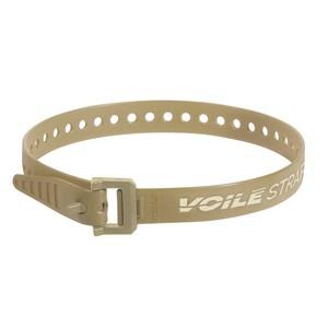 *VOILE* voile straps (tan/nylon buckle)