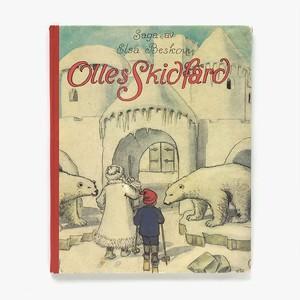 エルサ・ベスコフ「Olles skidfärd(ウッレのスキーのたび)」《1980-01》